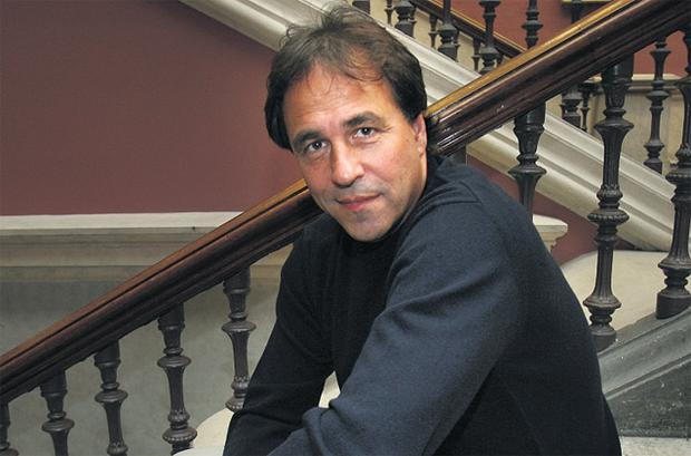 'Oblivion' is the final installment in Anthony Horowitz's 'The Power of Five' series but a screenplay for the sequel to 'Foyle's War' keeps him busy. Photo: Tony Gavi