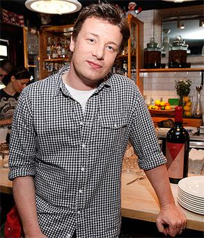 TV chef Jamie Oliver has written over 20 cook books.