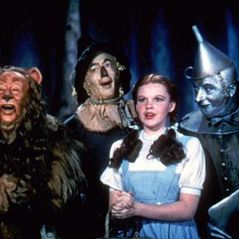 Judy Garland's Wizard of Oz dress is to be auctioned (AP)