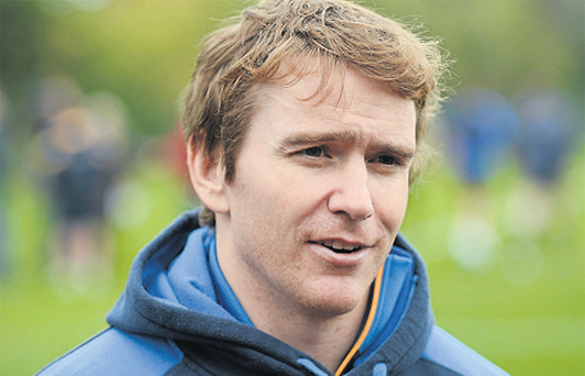 Eoin Reddan is ready to face a familiar foe playing for Exeter.