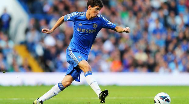 Oscar has helped provide Chelsea with a different dimension this season