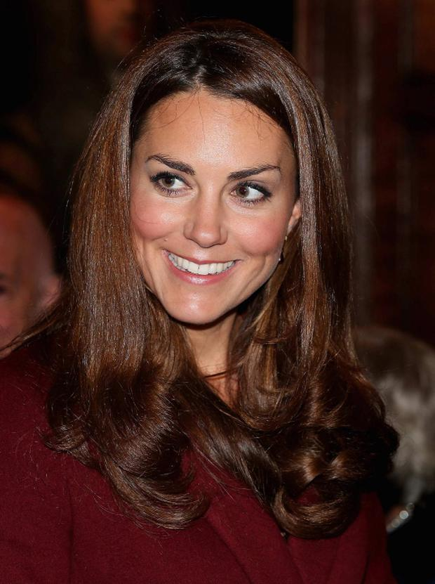 Catherine, Duchess of Cambridge visits Middle Temple in London October 8, 2012 in London, England. REUTERS/Chris Jackson/POOL (BRITAIN - Tags: ROYALS ENTERTAINMENT CRIME LAW)