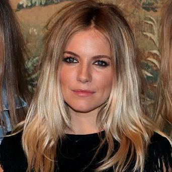 Sienna Miller is rumoured to be playing Mark Ruffalo's wife in Foxcatcher