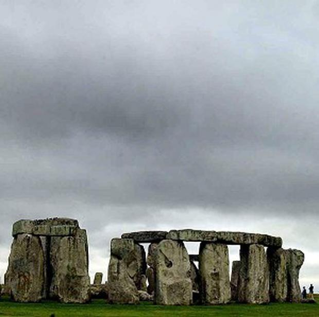 The detailed laser scan of Stonehenge showed significant differences in how various stones were shaped