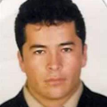 Alleged Zeta drug cartel leader and founder Heriberto Lazcano (AP/Mexico's Attorney General's Office)