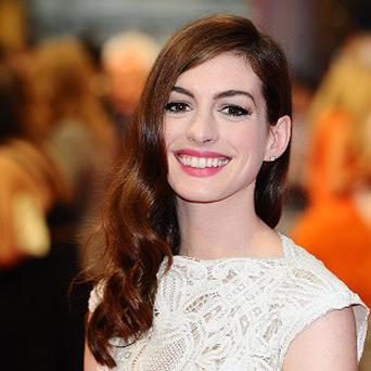 Anne Hathaway is said to play a woman suffering from low self-esteem