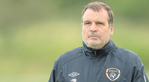 Marco Tardelli, assistant coach.