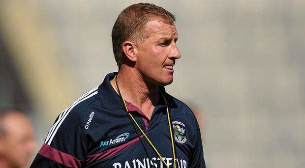 Former Offaly Manager, Gerry Fahy