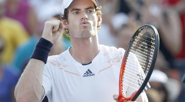 Andy Murray: focus on winning matches. Photo: AP