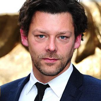 Richard Coyle stars alongside Agyness Deyn in Pusher