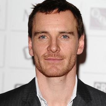Michael Fassbender was seen on the set in Texas