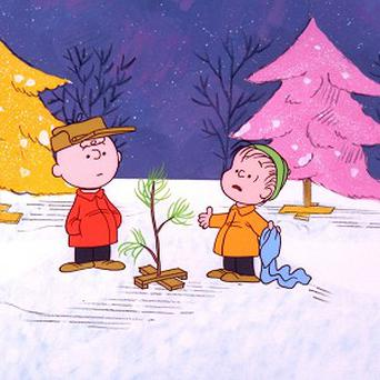 Peanuts pals Charlie Brown and Linus are heading to the big screen