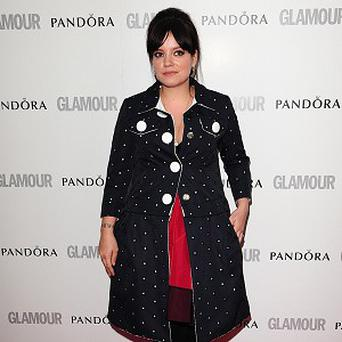 Lily Allen has defended women's rights to have an abortion