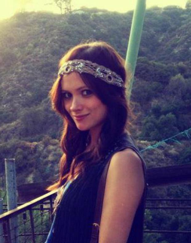 Cathriona White Credit: Facebook