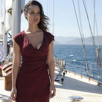<p> <b>Berenice Marlohe as Severine<br/> </b><i>Skyfall - 2012</i> </p>