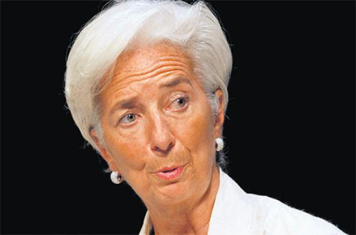 IMF chief Christine Lagarde says Spain is not in need of any loans
