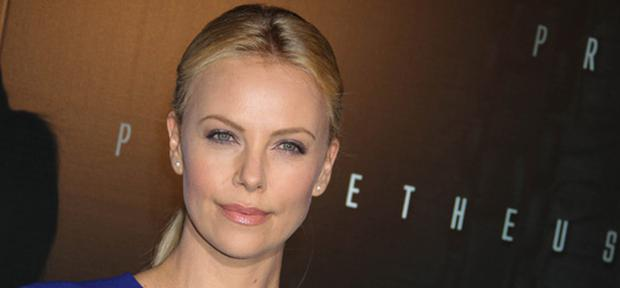 Charlize Theron swears by her Ole Henriksen Power Peel Kit.