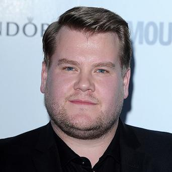James Corden is playing Paul Potts on the big screen