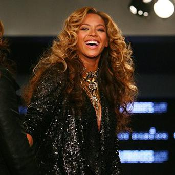 Beyonce said she'd like to work with Clint Eastwood in future