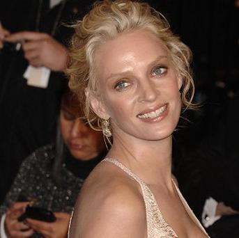 Uma Thurman is returning to work after giving birth this summer