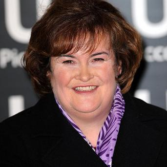 Susan Boyle wil be performing with Donny Osmond