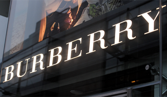In a statement, Burberry said its total revenue was £883m (€1.1bn), up 8pc, while retail turnover jumped 10pc.
