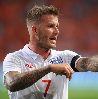 The social perception of tattoos has changed thanks to celebrities such as David Beckham
