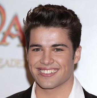 Joe McElderry found fame on the X Factor
