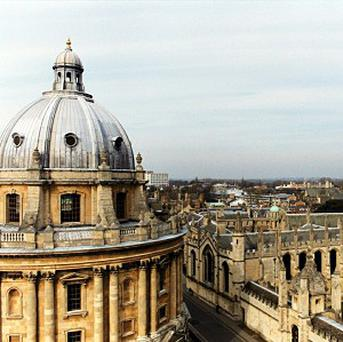 The University of Oxford has released a sample of questions prospective students may be asked at interview