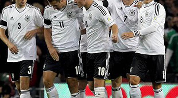 We suffered at the hands of Germany on our last two meetings with Loew's men