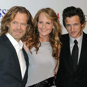 William H Macy stars with Helen Hunt and John Hawkes in The Sessions