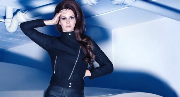Lana del Rey fronts the H&M winter campaign.