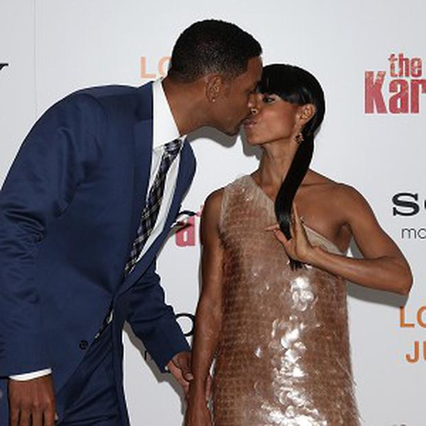 Jada Pinkett Smith said she loves working with her husband Will Smith