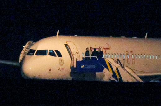 Turkey forced down a Syrian airliner travelling from Moscow last Wednesday and said it was carrying Russian munitions destined for Syrian President Bashar al-Assad's military
