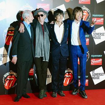 The Rolling Stones are reportedly being paid £16 million for four concerts