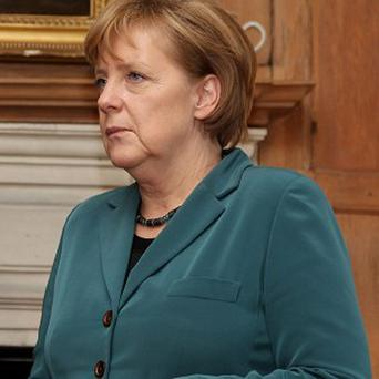 German magazine Der Spiegel claims Chancellor Angela Merkel has lost patience with Britain