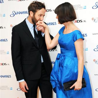 Video Chris O Dowd And New Wife Dawn Porter Sparkle At Premiere Of His New Film Independent Ie