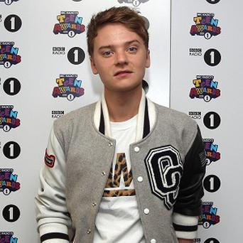 Conor Maynard is excited about performing at the Mobo Awards