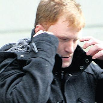 Graham Griffiths: assaulted teenage girl outside chip shop