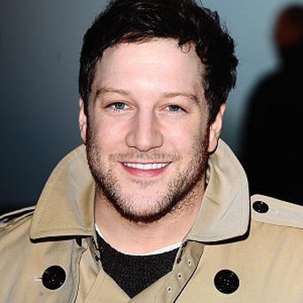 Former X Factor winner Matt Cardle is back with a new record