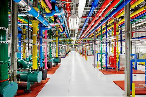 In a statement, Google said the new data centre will