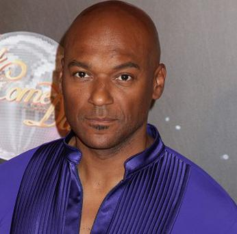 Colin Salmon took his Strictly Come Dancing partner Kristina Rihanoff to Canada so they could continue training while he filmed a TV drama
