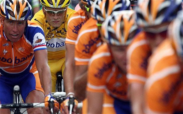 Rabobank will end their sponsorship of professional cycling from December 31. Photo: Getty Images