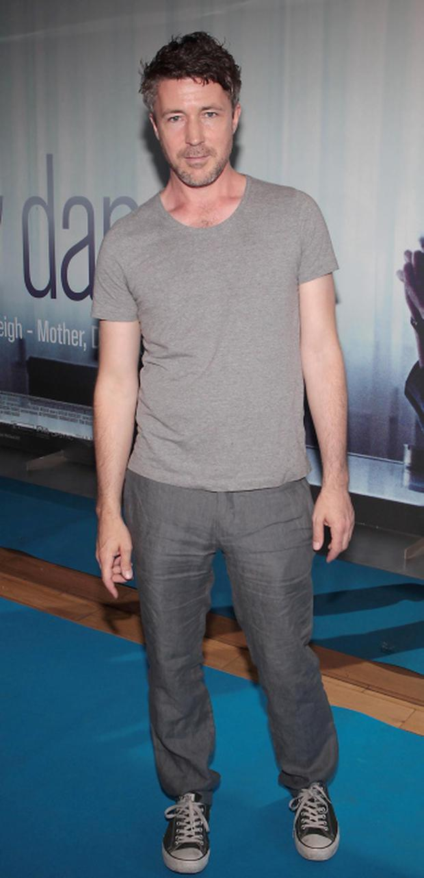 Actor Shane Gillen pictured at The Irish Premiere screening of the film  Shadow Dancer at The