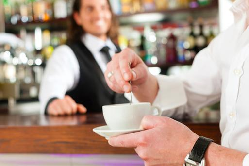 Italians are drinking more coffee at home than at the bar. Photo: Thinkstock