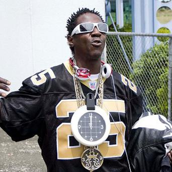 Rapper Flavor Flav was arrested in Las Vegas