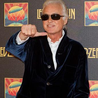 Jimmy Page says the Led Zeppelin reunion gig whizzed by