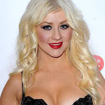 Christina Aguilera admitted she prefers not to wear underwear