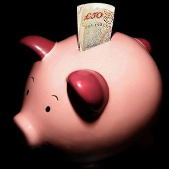 Britons said their mood would improve if they could save just a small sum of money each day