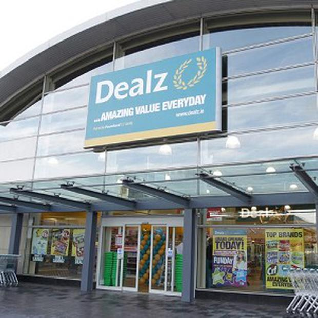 Popular retailer Dealz has opened a new store in Dublin